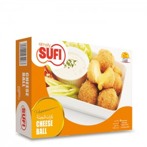 Simply Sufi Cheese Balls - 270g