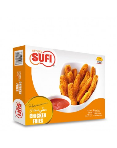Sufi Chicken Fries Large 800g