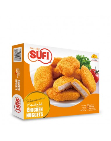 Simply Sufi Chicken Nuggets Small - 270g