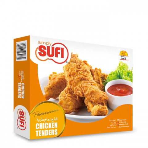 Sufi Chicken Tenders 675g
