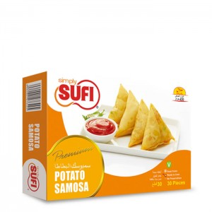 Simply Sufi Potato Samosa - 420g