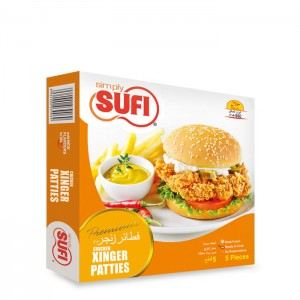Sufi Xinger Patties 550gm