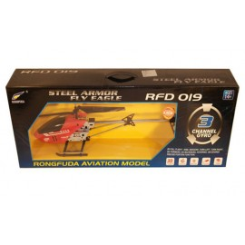 Remote Control Helicopter Rfd-019
