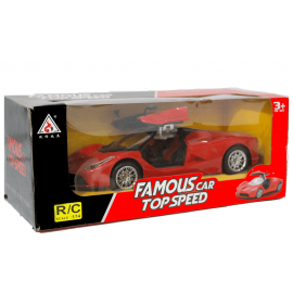 Radio Controlled Car - Famous Top Speed