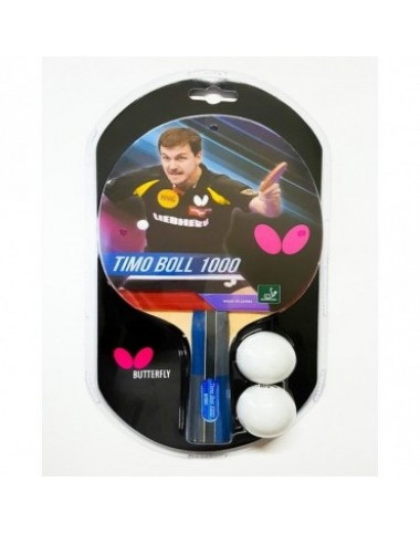 BUTTERFLY TIMO TABLE TENNIS RACKET