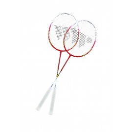 Wish Fusiontec 770k Badminton Racket Set