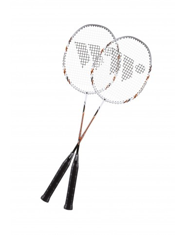 WISH Fusiontec 970 K BADMINTON RACKETS PAIR