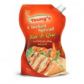 Young's Chicken Spread B.b.q - 200ml