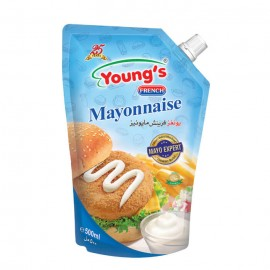 Young's Mayonnise - 500ml