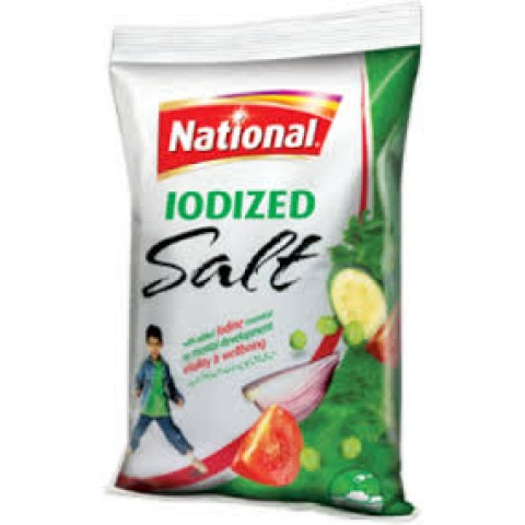 National Iodized Salt