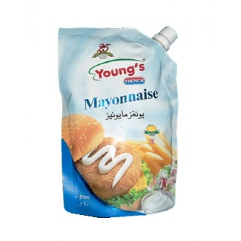 Young's Mayonnise 500 ml
