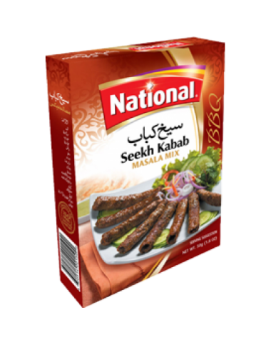 National Seekh Kabab Masala 50g