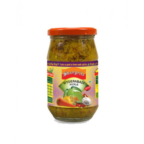 Shangrila Hyderabadi Pickle 500g
