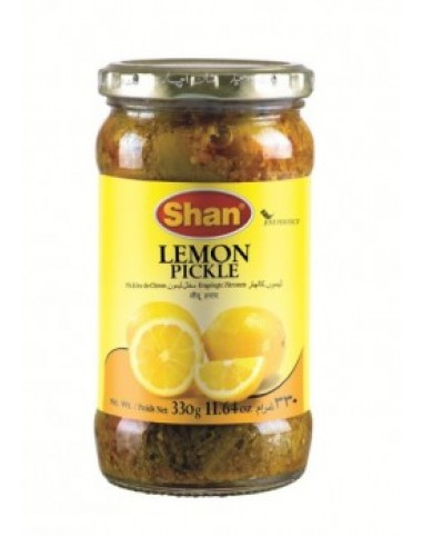 Shan Lemon Pickle 320 G