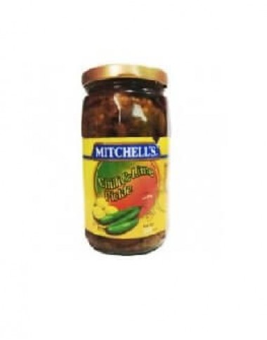 Mitchell's Chilli & Lime Pickle 340 Grams