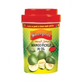 Shangrila Mango Pickle In Oil - 500g