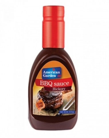 American Gardens BBQ Hickory Sauce