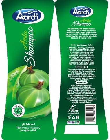 Aarch Amla Shampoo 500ML