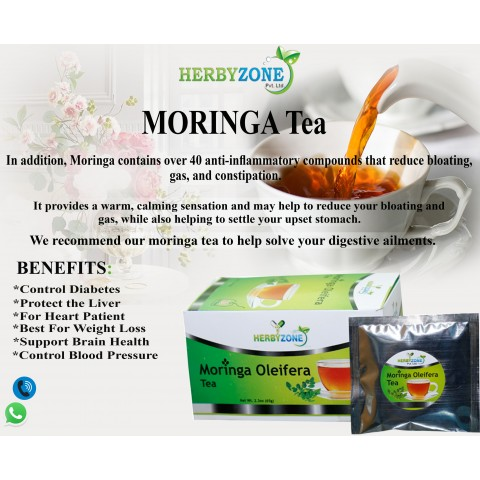 MORINGA Tea (Multi Vitamin Tea)