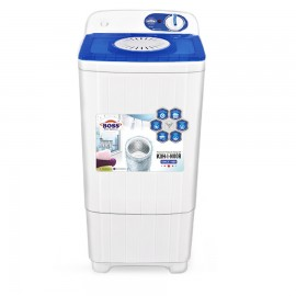 Boss K.e-400+bs Single Spin Dryer Machine White